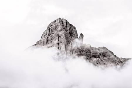 Fog on the Obiou I
