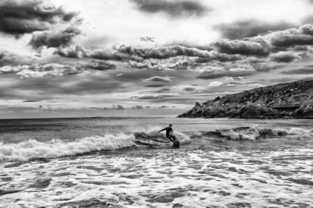 SURF IN INVERNO