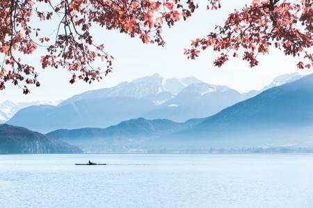 L'autunno di Annecy