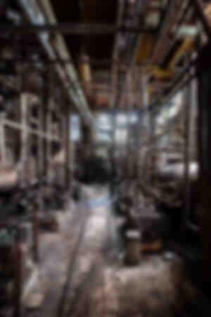 Camera industriale buia