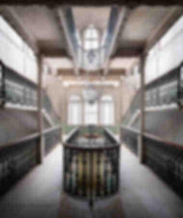 Escalier du Palais Splendide