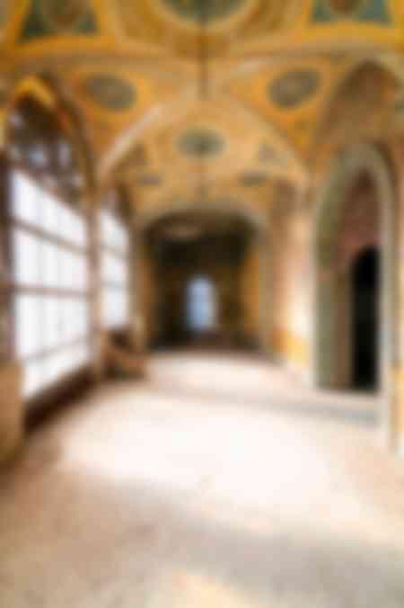 Hallway in Color