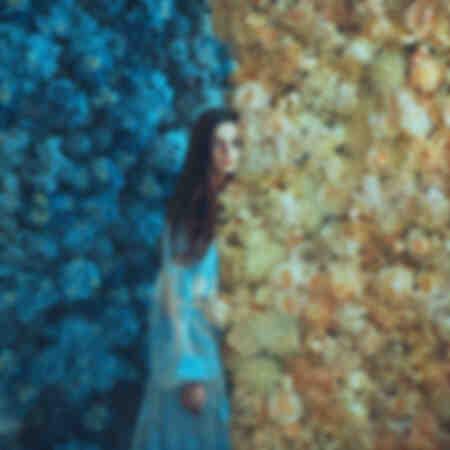 portret in bloemen 010
