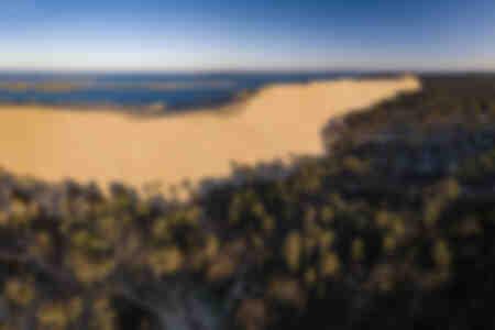 The sand giant
