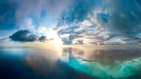 Lumières océanes et  indiennes