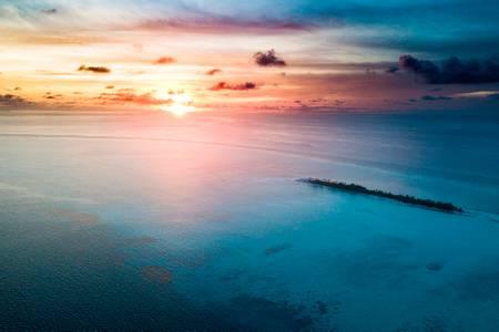 Lumières océanes et maldiviennes