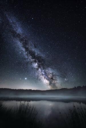 Voie Lactée Juin 2020