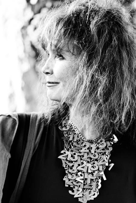 Sabine Azéma en 2014