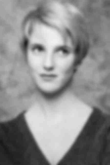 Sandrine Kimberlain à Paris en 1990