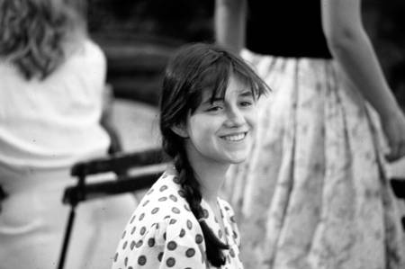 Charlotte Gainsbourg 1987