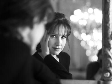 Nathalie Baye à Paris en 1992