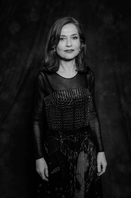 Isabelle Huppert  2017