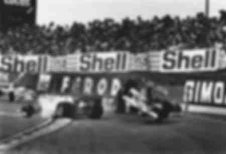 Accidente del Gran Premio