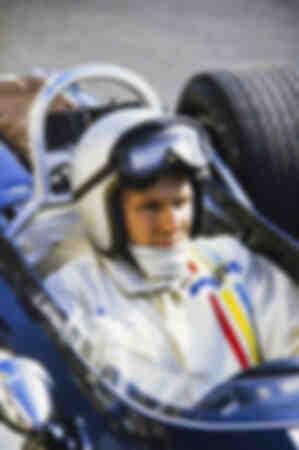 Bruce McLaren - Le Mans Bugatti-circuit