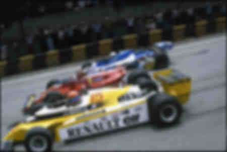 Braziliaanse Grand Prix 1980