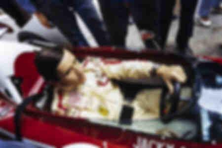Jacky Ickx GP in Spanje