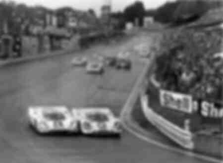 Porsche 917K 1970 Spa-Francorchamps 1000 km
