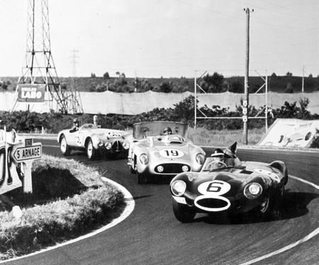 24h du Mans 1955
