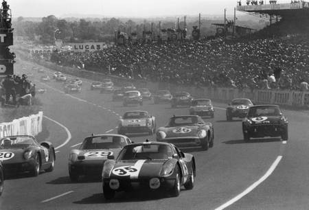 24h du Mans 1964
