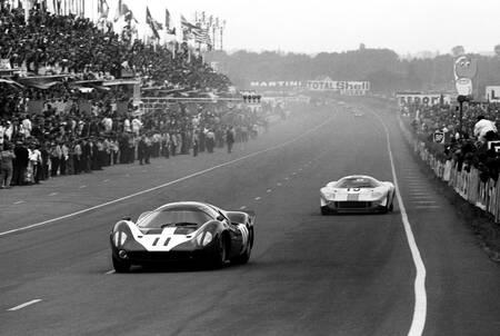 24h du Mans 1967