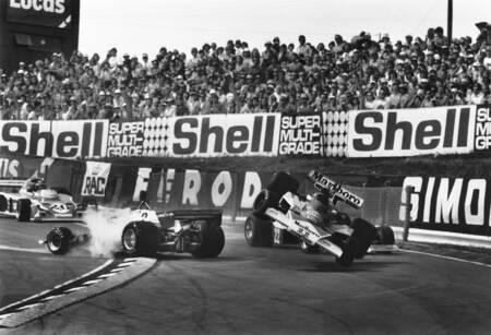 Accident au Grand Prix