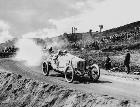 Christian Lautenschlager - Grand prix de France 1914