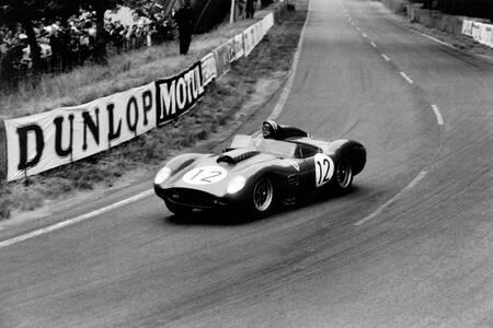 Dan Gurney - Le Mans 1959