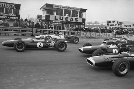 Denny Hulme en 1967