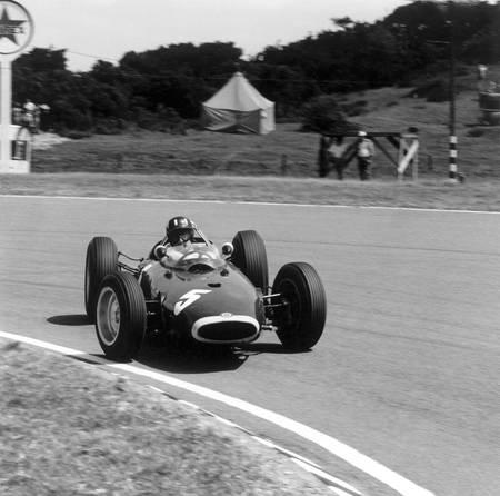 Graham Hill en 1963