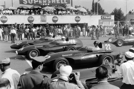 Grand Prix d'Italie 1957