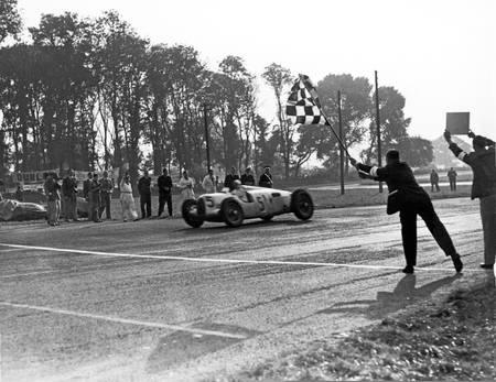 Grand Prix de Donington 1937