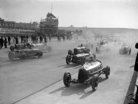 Grand Prix of France 1931 at Montlhery