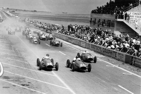 Grand Prix of France 1953 in Reims