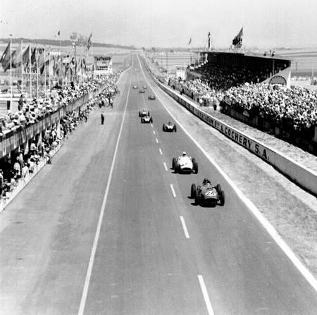 Grand prix de France 1959