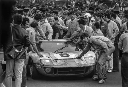 Jacky Ickx - Le Mans del 1969