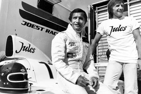 Jacky Ickx et Derek Bell au Mans en 1981