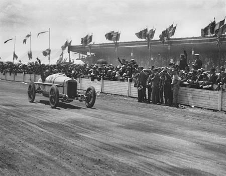 Jimmy Murphy en 1921