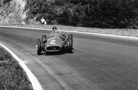 Juan Manuel Fangio en 1957