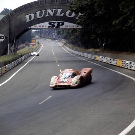 Le Mans  France 1970