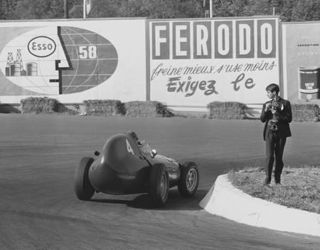 Tony Brooks en 1958