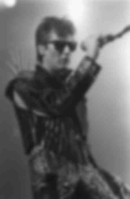 Alain Bashung bij de Grand Rex