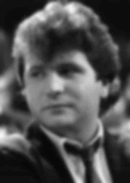 Daniel Balavoine en 1984