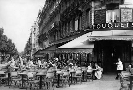 Le Fouquet's Coffee Shop