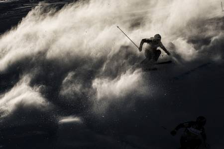 Ski Cross World Cup in Val Thorens