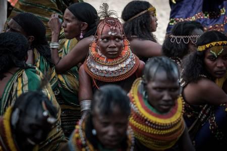 Festival annuel des traditions du comté de Marsabit