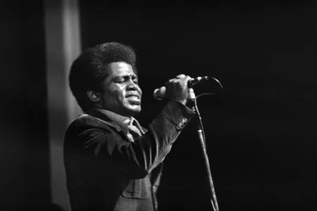 James Brown à l'Olympia en 1971