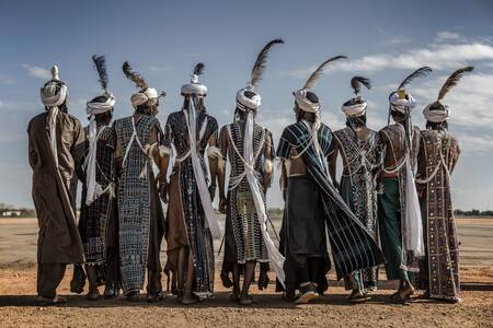Some Tribu or Niger