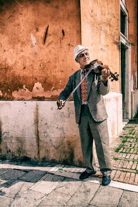 musicien vénitien