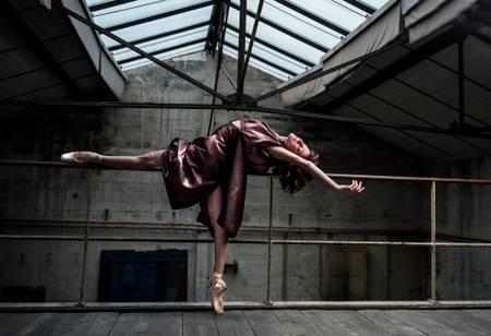 Ludmila Pagliero danseuse etoile