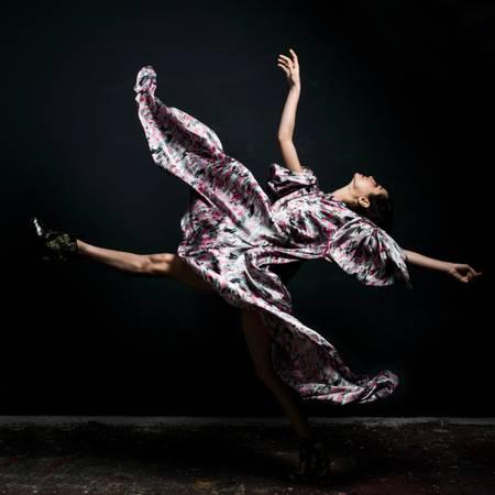 Mathilde Froustey danseuse